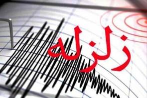 زلزله قطور خسارتی نداشت
