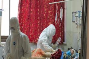 کادر درمان آذربایجان غربی همچنان زیر فشار کرونا