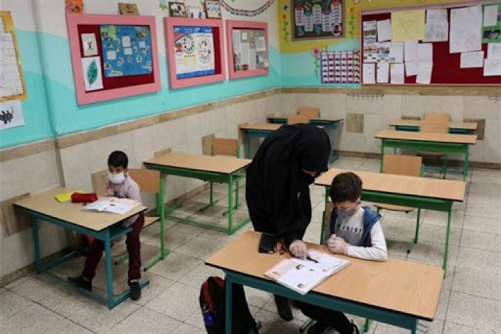اجبار دانش آموزان برای حضور در مدارس