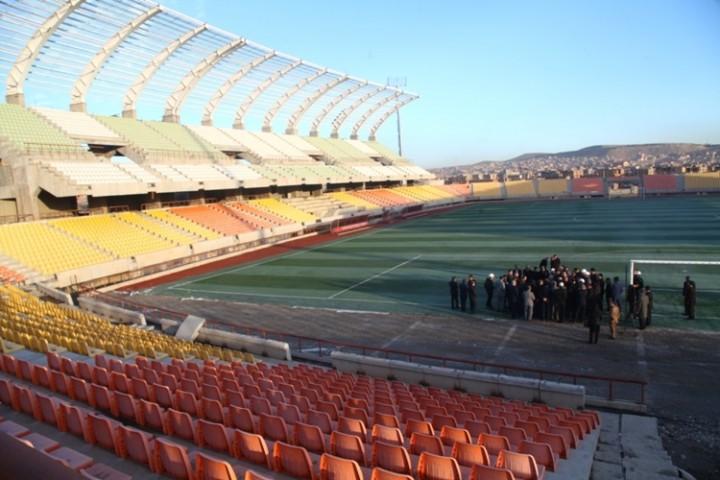 وعده های توخالی برای تکمیل ورزشگاه 15 هزار نفری ارومیه