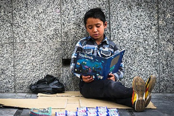 فقر و تامین معاش خانواده، بزرگترین دغدغه کودکان کار