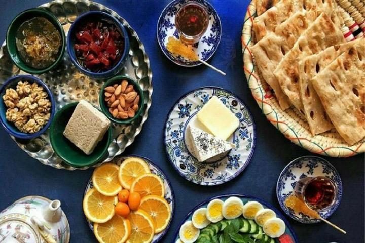 افطار تا سحر چه غذاهایی بخوریم؟