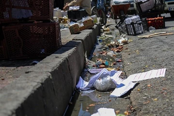 معضل تکراری زباله های شهری زیر سایه عدم رعایت شهروندان ارومیه