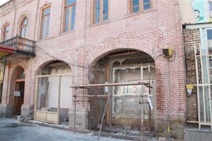 مرمت ٧۰ بنای تاریخی در آذربایجان غربی