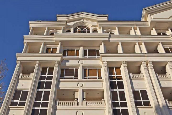 غیر استاندارد بودن نمای ساختمان ها در کلانشهر ارومیه