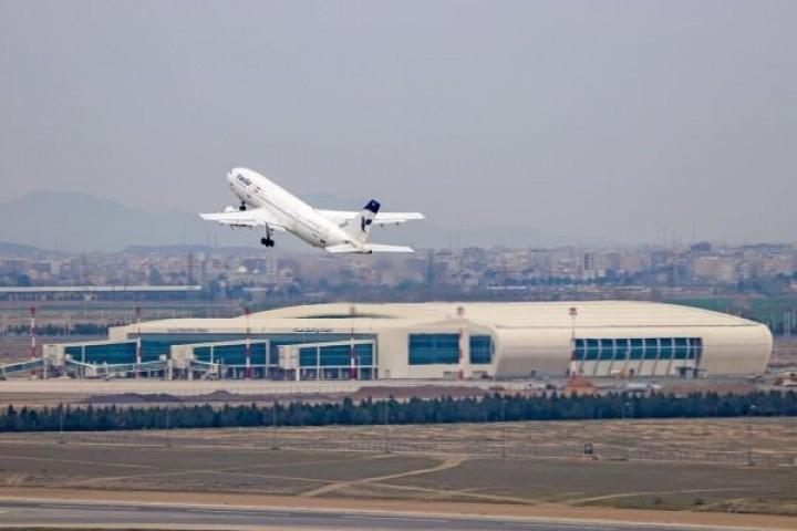 برقراری پرواز ارومیه-مشهد و بالعکس  از فرودگاه بین المللی شهید باکری ارومیه
