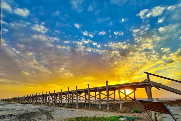 افزایش نسبی دما در سطح استان تا اواخر هفته جاری