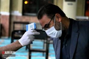 شب زندهداری مراسم شبقدر با رعایت پروتکلهای بهداشتی در آذربایجانغربی برگزار شد