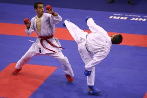 دومین دوره المپیاد کاراته کشور در ارومیه به پایان رسید