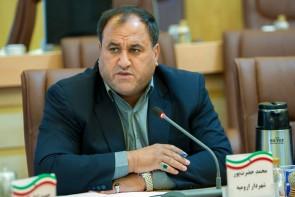 شهردار ارومیه رئیس هیئت والیبال استان شد