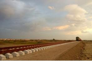 توسعه راه آهن ارومیه به شعار نیاز ندارد