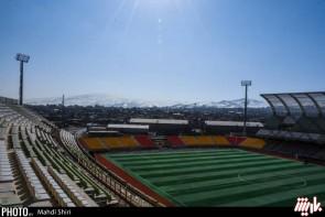 رویای میزبانی ورزشگاه 15 هزار نفری ارومیه تعبیر نشد