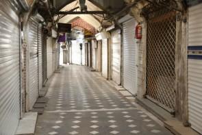 جدال نابرابر کرونا با اصناف / خطر ورشکستگی بیخ گوش اصناف آذربایجان غربی