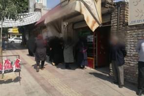تکرار سناریوی  صفهای طولانی خرید مرغ در ارومیه