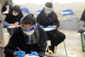 نگرانی خانوادهها از برگزاری حضوری امتحانات نهایی دانشآموزان