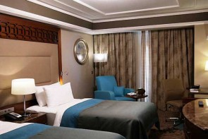 ضریب اشغال هتلهای آذربایجان غربی به زیر ۵ درصد رسید