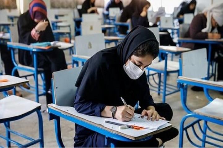 بلاتکلیفی برگزاری امتحانات نهایی دانش آموزان در ایام کرونا